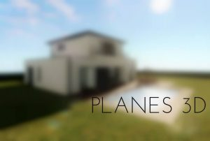 Imagen del menú PLANES 3D